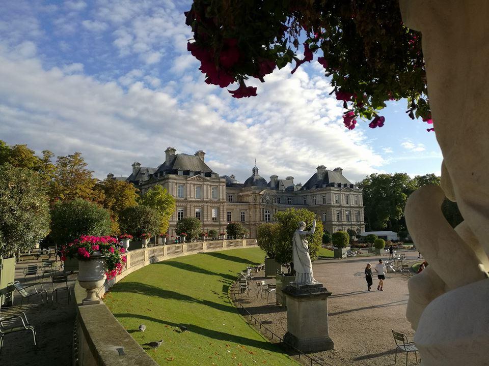 Cours de Taï Chi et de QI Gong dans les jardins à Paris