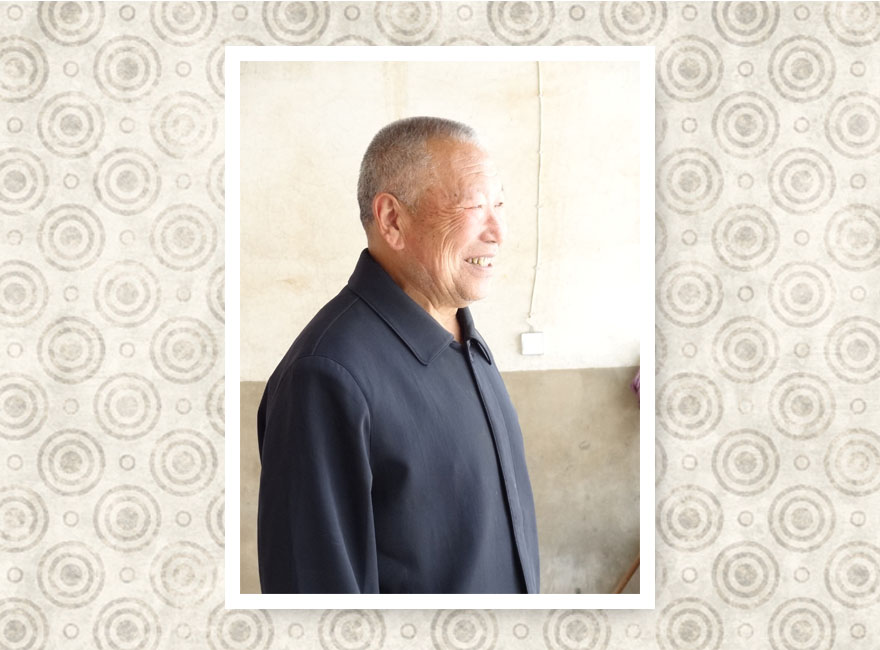 Maître Wang Qing Sheng