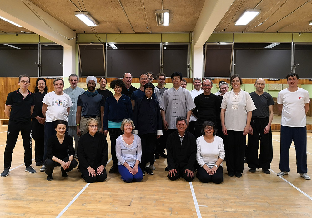 Stage Taiji et Qi Gong, style Chen et Zhao Bao